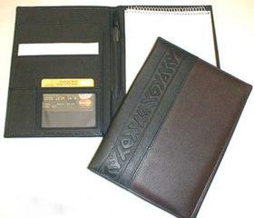 Ethnic Leather Folder