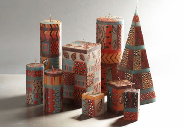 African Odyssey Candle