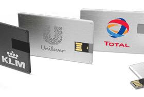Metallic USB Flash Drive