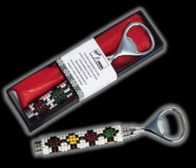 Ndebele Beaded Bottle Opener