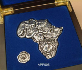 Africa Big 5 Puzzle