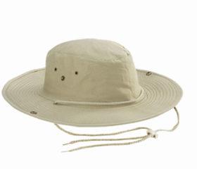 Khaki Bush Hat
