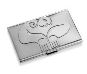 Carrol Boyes Close at Hand Business Card Case
