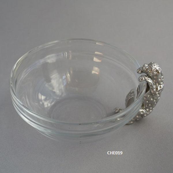 Small Bowl Cheetah