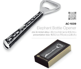 Andy C Elephant Bottle Opener