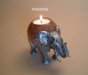Candleholder Elephant