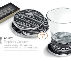 Andy C Elephant Coasters