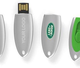 Ellipse USB Memory Stick