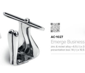 Andy C Emerge Business Card Holder