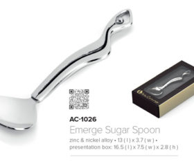 Andy C Emerge Sugar Spoon