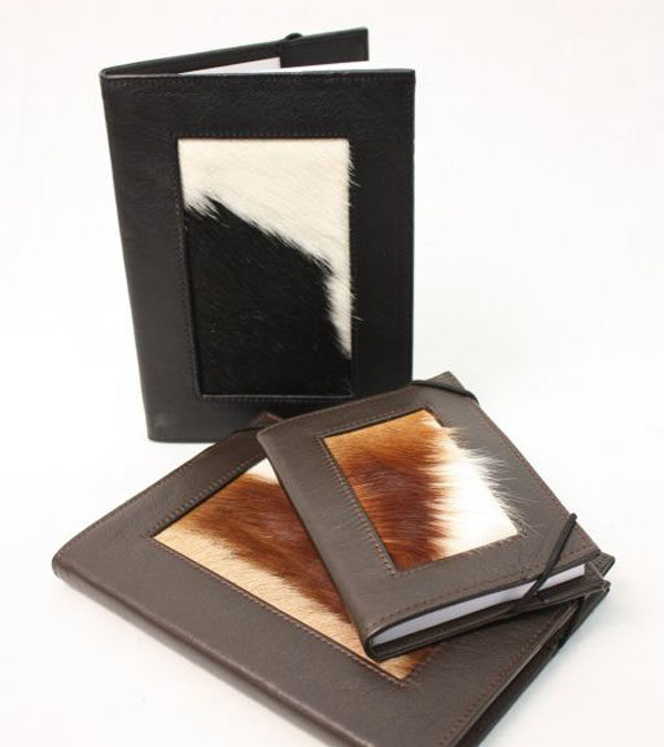 Leather Skin Notebooks