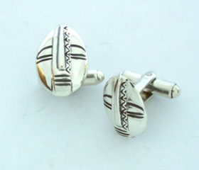 Mask Design Cufflinks