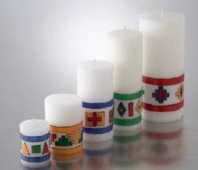 Candle Ndebele