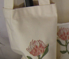 Wine Bag Protea