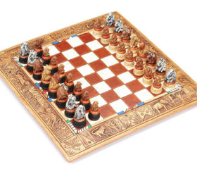 Small Animal Chess Set