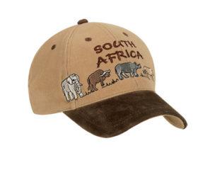 Big 5 Animal Hunt Cap