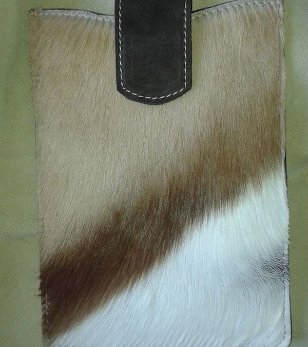 I-Pad Sleeve Springbok