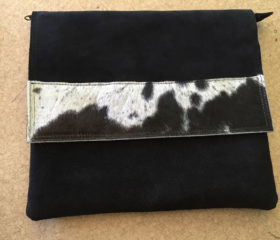 Nguni Skin Document Holder