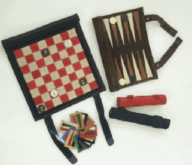 Roll Up Travel Games