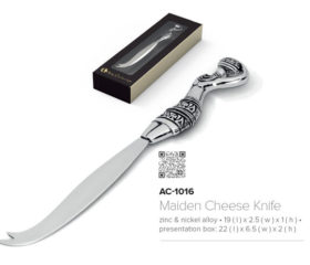 Andy C Tribal Cheese Knife