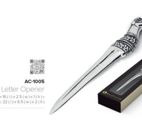Andy C Tribal Letter Opener
