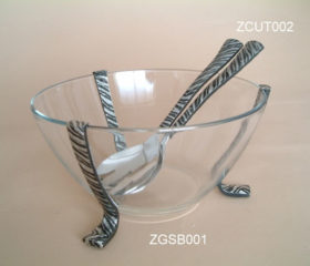 Salad Bowl Zebra