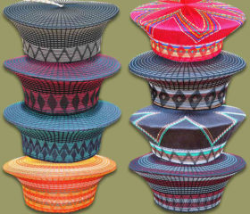 Female Zulu Hats