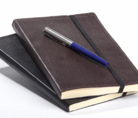 Kudu Leather Journal