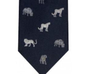 Big 5 Silk Tie