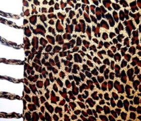 Sarong Leopard
