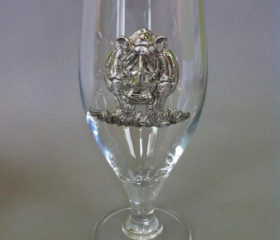 Beer Glass Rhino