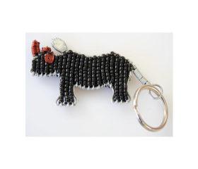 black rhino keyring