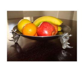 rhino fruit bowl