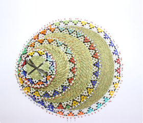 Grass and Bead Mats and Coasters