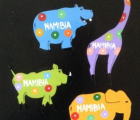 Animal Shaped Fridge Magnets