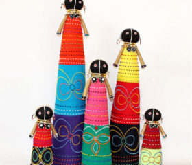 Ceremonial Dolls