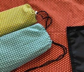 Picnic Blanket Shweshwe
