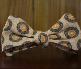 Shweshwe Bow Tie