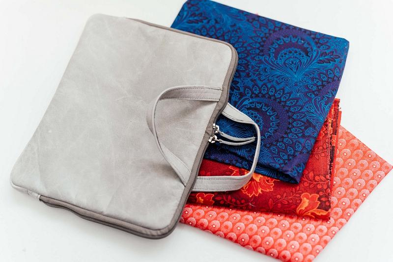 Shweshwe I-Pad Bags