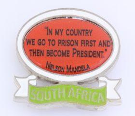 Mandela Quote Magnet