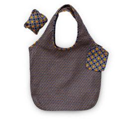 Shweshwe Shoulder Bag