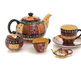 Safari theme ceramics