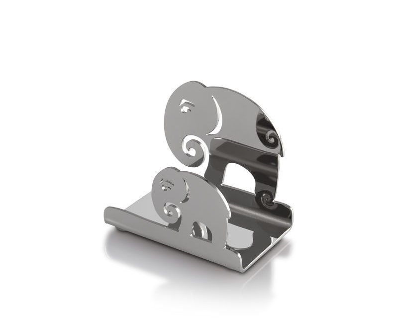 Elephant business card holder african elephant card holder african elephant business card holder reheart Choice Image