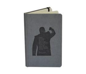 Mandela notebook