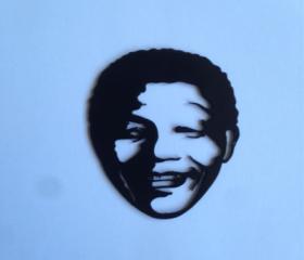 Nelson Mandela Magnet