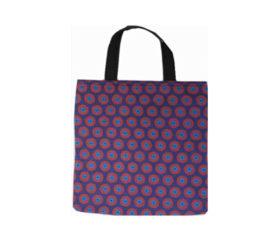 shweshwe fabric conference bag