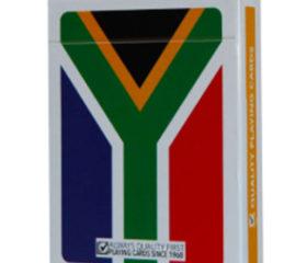 SA Flag Deck of Cards