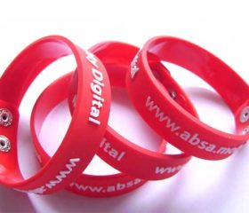 ribber wristband
