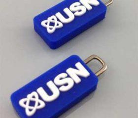 rubber zip puller