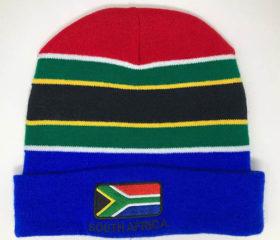 SA Flag Beanie